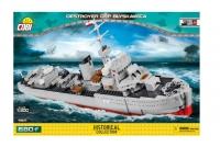 Военный эсминец Blyskawica Коби Cobi 4807