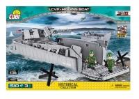 Военный катер Хиггинс Коби Cobi 4813