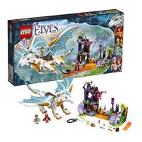 Лего Элвис Спасение Королевы Драконов Lego Elves 41179