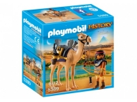 Playmobil Египетский воин с верблюдом 5389
