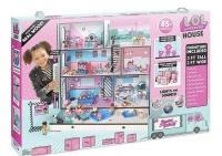 Домик Лол Сюрприз для кукол LOL Surprise House 555001