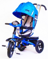 Детский трехколесный велосипед Trike City Sport 5588A-2 (синий)