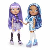 Кукла Пупси слайм Poopsie Rainbow фиолетовая коробка
