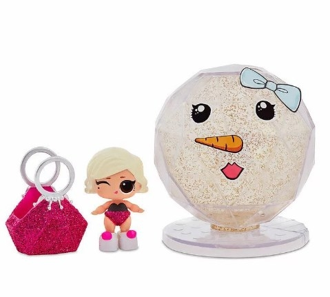 Купить Кукла Лол Сестричка Зимнее диско Lol Lil Winter ...