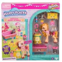 Набор Happy Places Роскошная конюшня для пони 56685