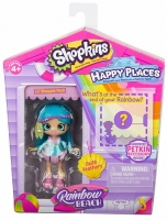 Набор Shopkins с куклой Shoppie Пёрышко Физ 56844