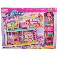 Набор Happy Places Дом Новый дизайн Шопкинс 56914