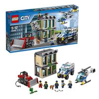 Lego 60140 Ограбление на бульдозере