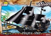 Пиратский корабль Коби Cobi 6016