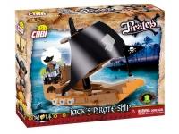 Пиратская лодка Коби Cobi 6019
