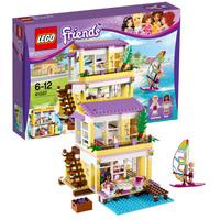 Lego Friends Пляжный домик Стефани 41037