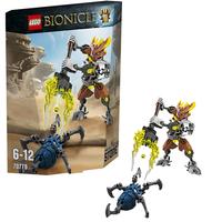 Lego 70779 Страж Камня Bionicle