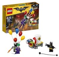 Lego 70900 Побег Джокера на воздушном шаре