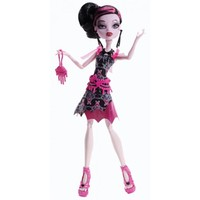 Кукла Monster High Дракулаура Страх, Камера, Мотор BDF23