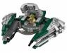 Lego Star Wars Звёздный истребитель Йоды 75168