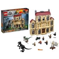 Lego 75930 Нападение Индораптора в поместье Локвуд