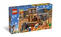 Лего 7594 Облава Вуди Lego Toy Story