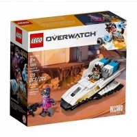 Лего 75970 Трейсер против Роковой Вдовы Lego Overwatch