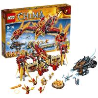 Огненный летающий Храм Фениксов 70146