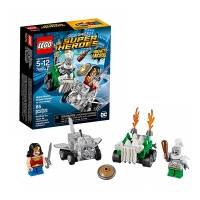 Lego Super Heroes Mighty Micros 76070 Чудо-женщина против Думсдэя