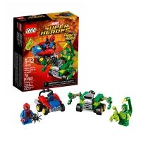 Lego Super Heroes Mighty Micros 76071 Человек-паук против Скорпиона