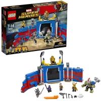 Lego Super Heroes 76088 Тор против Халка: Бой на арене