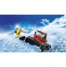 Лего 60222 Снегоуборочная машина Lego City