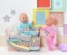 Одежда для куклы Baby Born Zapf Creation 822128 (голубой)