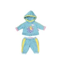 Одежда для куклы Baby Born Zapf Creation Спорт 823774 (голубой)
