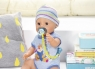 Пустышка с цепочкой для куклы Baby Born Zapf Creation 824474