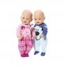 Комбинезон для куклы Baby Born Zapf Creation 824566 (розовый)