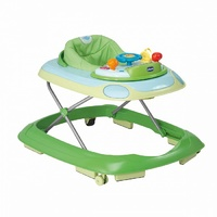 Chicco Band Baby Walker-Green