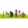 Лего 41361 Конюшня для жеребят Мии Lego Friends