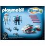 Playmobil Скайджет с Доктором Х и Робот 9003