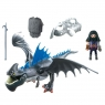 Playmobil Драконы Драго и Гром 9248