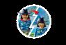Playmobil Вражеский квадроцикл с трицератопсом 9434