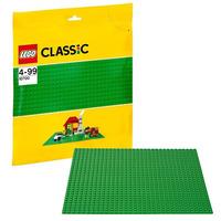 Лего 10700 Строительная пластина зеленого цвета