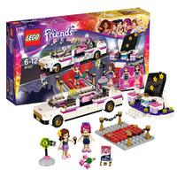 Лего Френдс Поп звезда Лимузин Lego 41107