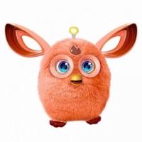 Ферби Коннект Оранжевый Furby Hasbro B7153