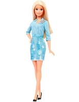 Кукла Барби Игра с модой Barbie Fashionistas DVX71