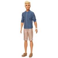 Кукла Barbie Кен Игра с модой Barbie Fashionistas FNH39