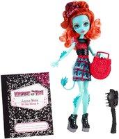 Кукла Monster High Лорна МакНесси Школьный обмен CDC36