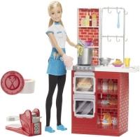 Кукла Barbie Шеф итальянской кухни DMC36