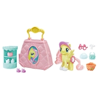 My Little Pony Пони Флаттершай Возьми с собой E0187-1