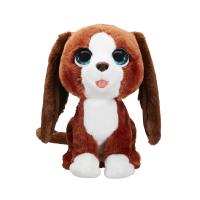 Счастливый рыжик интерактивная собака Е4649