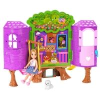 Набор Barbie Домик на дереве Челси FPF83