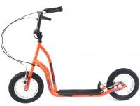 Самокат Favorit FSC-1201 (оранжевый)