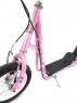 Самокат Favorit FSC-1203 (розовый)