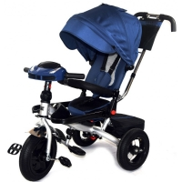 Детский трехколесный велосипед  Favorit Trike Lux FTL-1210 (синий)