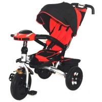 Детский трехколесный велосипед  Favorit Trike Lux FTL-1210 (красный)